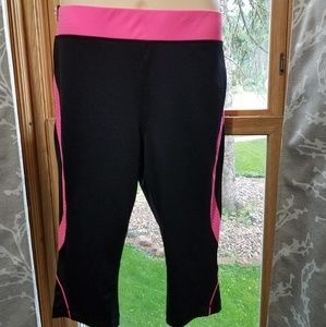 Plus size sport active pants